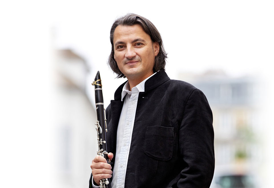 Florent Héau - clarinettiste